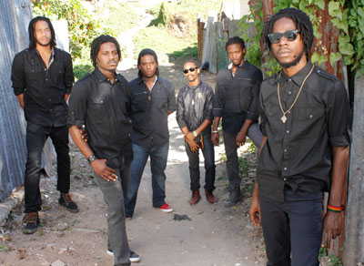Chronixx & the Zincfence
